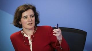 Mariana Vieira da Silva, ministra da Presidência, desvaloriza correcção do comunicado do Conselho de Ministros