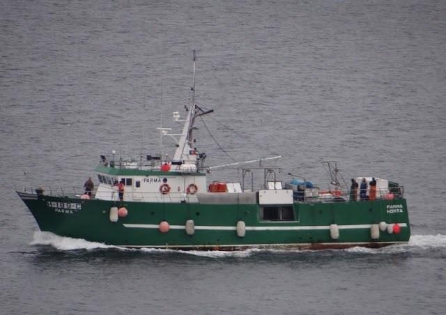 cf7d0744cb Embarcação de pesca que estava desaparecida foi localizada e tripulantes  estão bem | Peniche | PÚBLICO