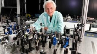 O físico Gérard Mourou