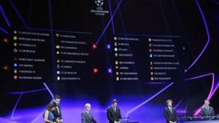 O futuro formato da Liga dos Campeões está a ser debatido