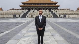 Marcelo Rebelo de Sousa visitou a Cidade Proibida, em Pequim
