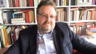 Jürgen Kaube, autor do livro <i>As Origens de Tudo</i>