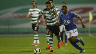 Bruno Fernandes e Fredy deverão ser titulares nas respectivas equipas.