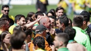 Paços de Ferreira é o novo campeão da II Liga