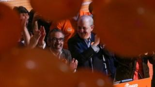 Rui Rio marcou presença no convívio do PSD em Esposende