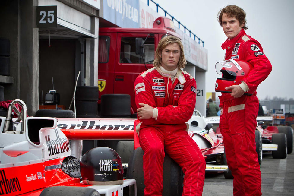 Rush O Filme Que Ajudou A Definir Niki Lauda Na Sua Rivalidade Com James Hunt Cinema Público