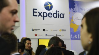 Expedia vende viagens e quartos de hotel em todo o mundo