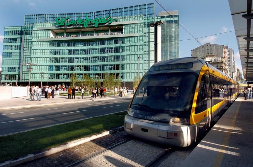 e4984fa97601 Câmara do Porto à espera do projecto para El Corte Inglés na ...