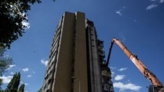 O projecto imobiliário prevê a construção, nos terrenos do Bairro do Aleixo, de sete blocos de habitação com quatro a cinco pisos