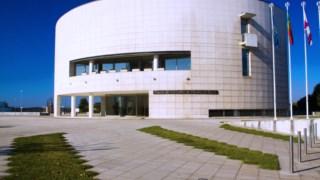 Paços do concelho da Câmara Municipal de Oliveira do Bairro