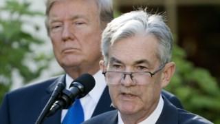 Donald Trump escolheu jerome Powell para a Fed, mas agora critica-o