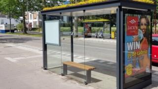 ,Ponto de ônibus