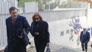 Fátima Galante regressou há mais de um mês ao trabalho no Tribunal da Relação de Lisboa.