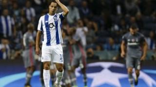 Óliver Torres esteve no FC Porto entre 2014/15 e de 2016 a 2019