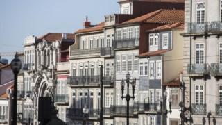 Prédios destinados a alojamento local no Porto