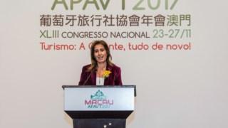 Secretária de Estado do Turismo, Ana Mendes Godinho