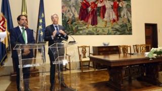 Gomes Cravinho assinou protocolo com Governo Regional da Madeira