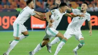 A Argélia venceu a Taça das Nações Africanas