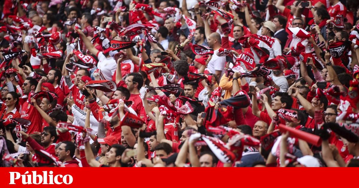 Benfica apresenta alternativa à nova lei para identificar adeptos organizados