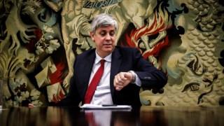 Mário Centeno registou um défice abaixo do registado em igual período do ano passado