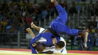 ,Judô nos Jogos Olímpicos de Verão de 2016 - 100 kg masculino