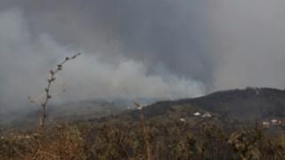 Incêndio em Castanheira de Pera, em 2017