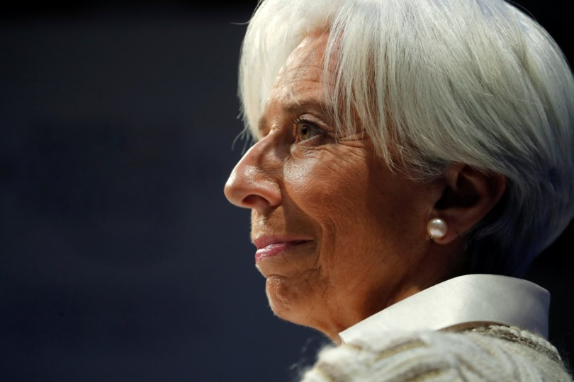 Christine Lagarde   PÚBLICO