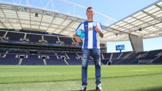 Uribe já vestiu a camisola do FC Porto.
