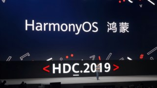 O Harmony OS foi apresentado na China