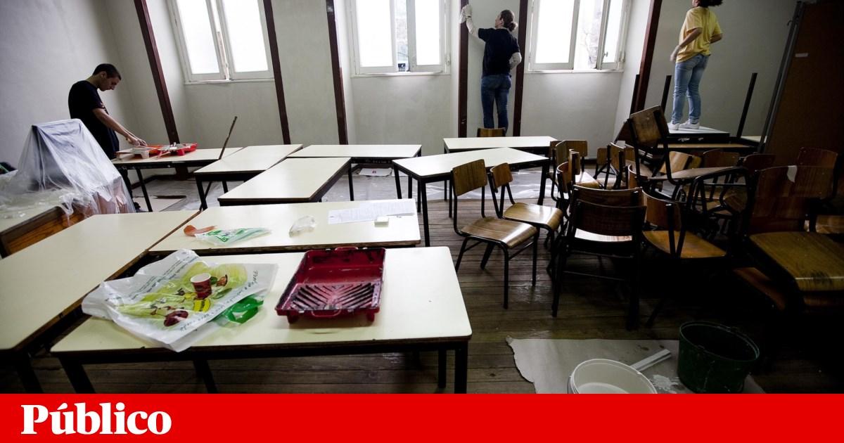 Governo liberta 302 milhões para modernizar escolas do secundário
