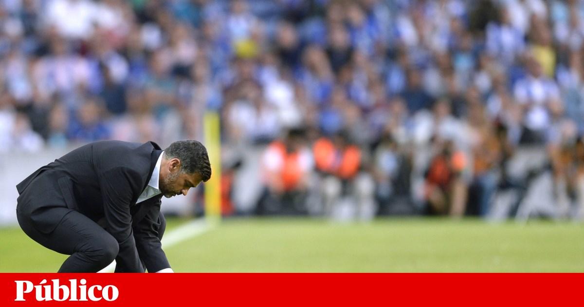 Sérgio Conceição assume mau momento do FC Porto, mas rejeita fragilização