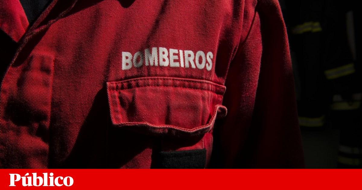 Vila Real: fogo em Perafita mobiliza cerca de 200 operacionais