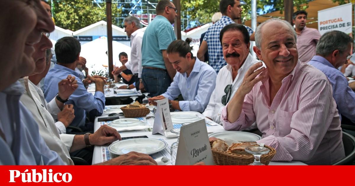 """Rio diz que emigrantes são """"peça da solução"""" que propõe ao país"""