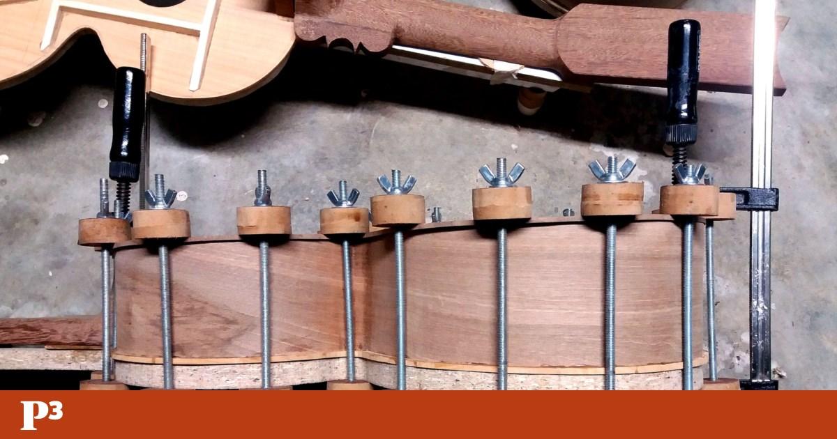 """Há um novo instrumento musical da Beira Baixa. É a """"beiroinha"""""""