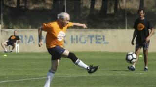 A festa do Pontal voltará a ter um jogo de futebol com dirigentes do partido