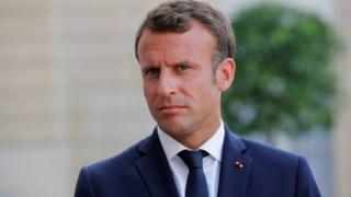 ,Presidente da França