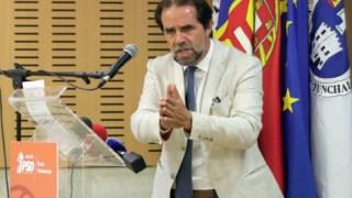 """Miguel Albuquerque considera que lista pelo círculo da Madeira é de """"alta qualidade"""""""