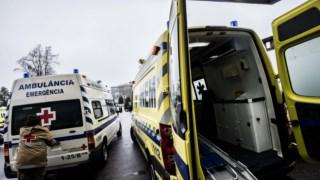 O INEm pretendia renovar a frota de ambulências
