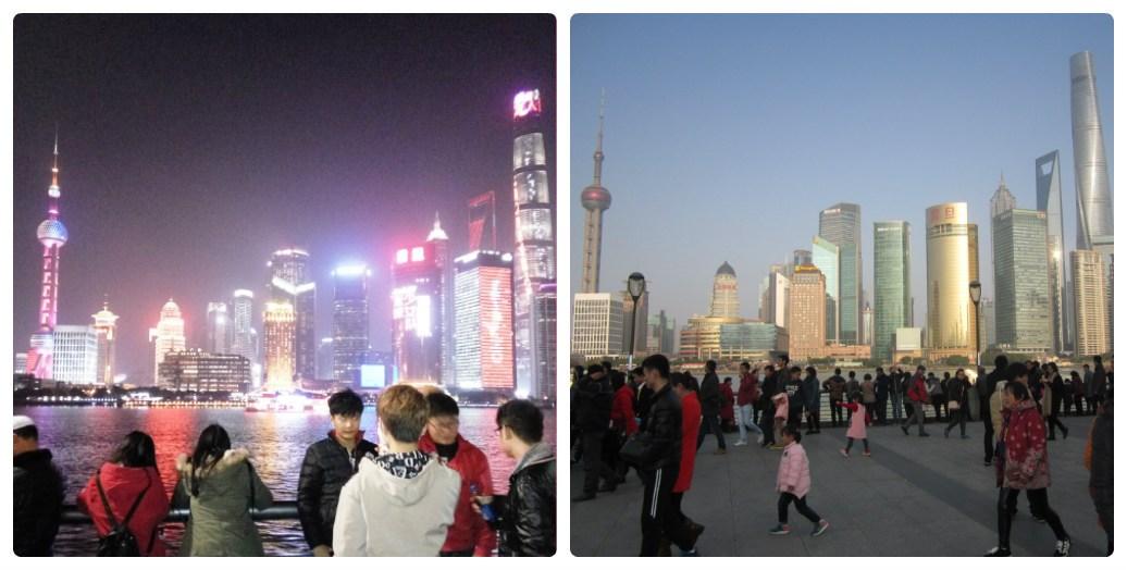 Xangai, comunismo versus capitalismo
