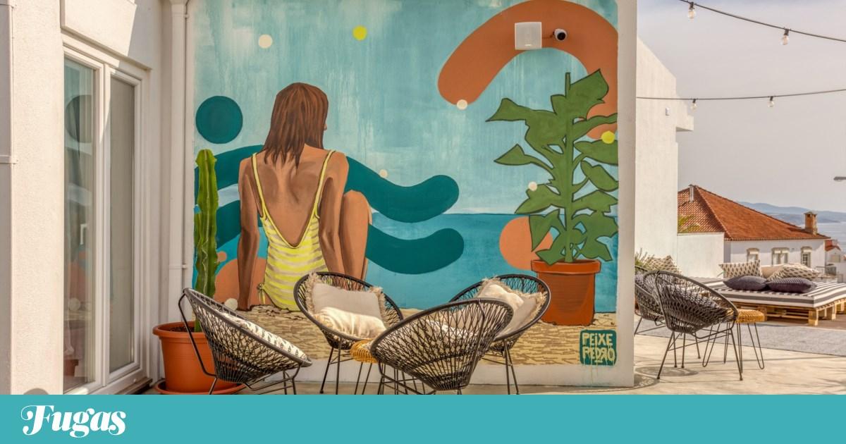 No novo hotel Selina, a Ericeira não é só para surfistas