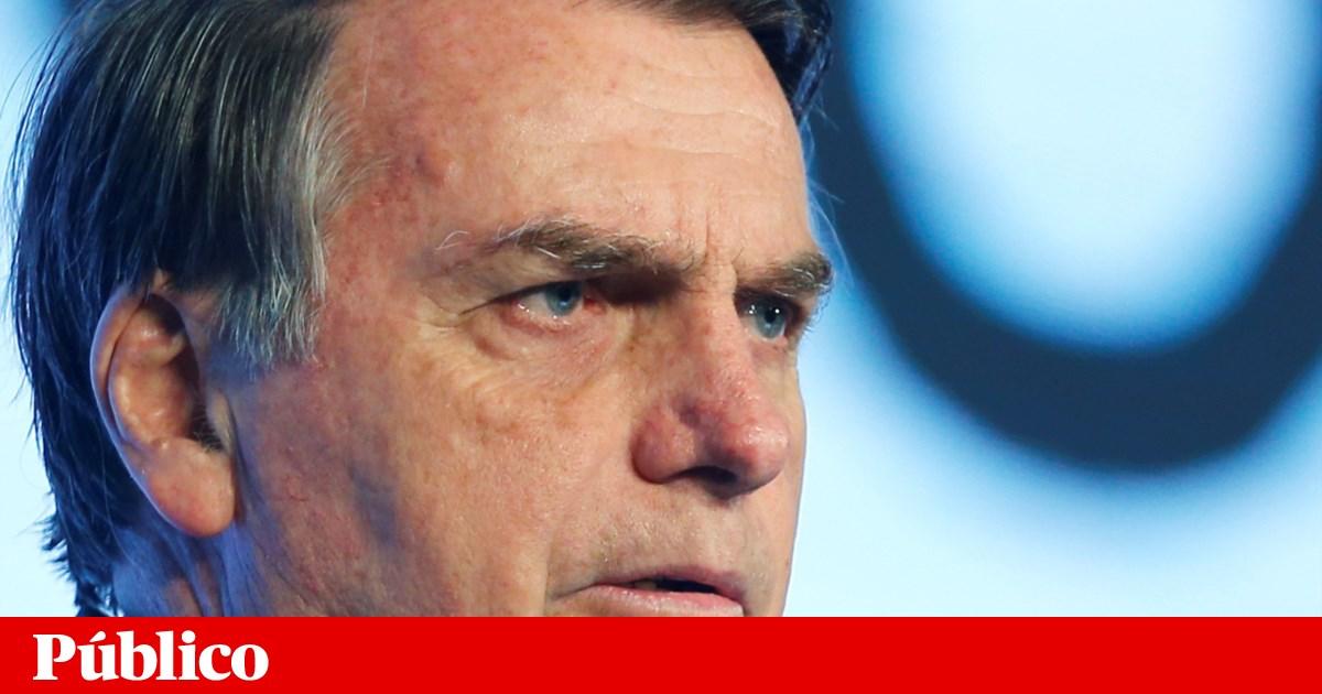 """Bolsonaro diz que incêndios """"existem em todo o mundo"""" e não podem """"servir de pretexto"""" para sanções"""