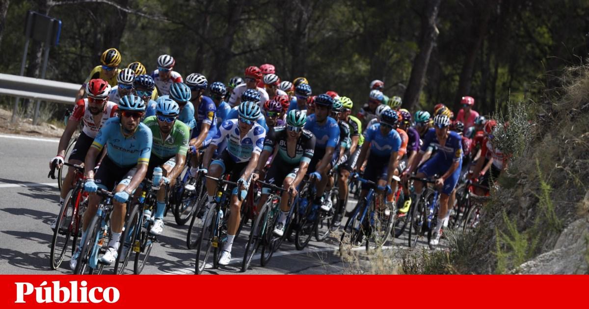 """Esperava-se dia tranquilo, mas Quintana """"roubou"""" o espectáculo na Vuelta"""