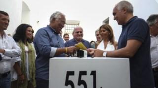 António Costa termina esta terça-feira as incursões pela N2