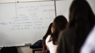Matemática A e Português são as provas com mais pedidos de reapreciação de nota