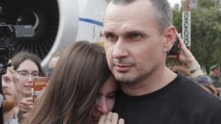 Oleg Sentsov esteve detido desde 2014