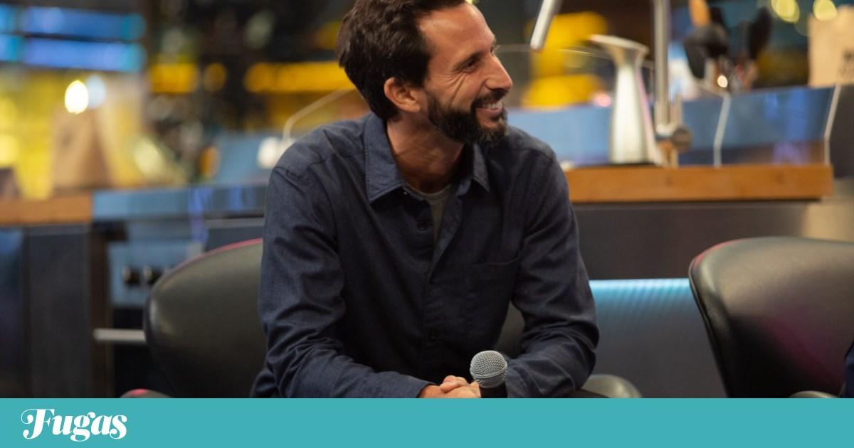 Avillez é estrela do novo concurso de cozinha na tv brasileira. Ele é Mestre do Sabor na Globo