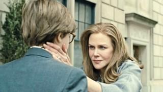 """O olhar vítreo de Nicole Kidman podia ser uma espécie de """"comentário"""" ao filme em que está metida"""