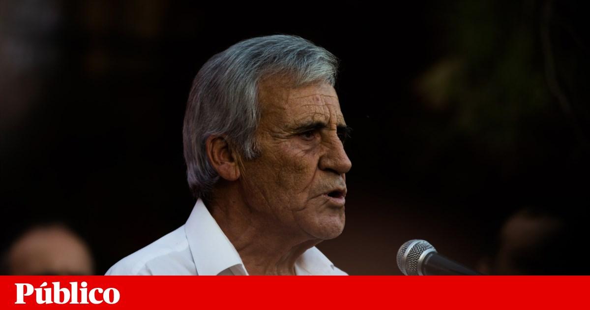 """Jerónimo, da preocupação interna com ajuda do PCP ao PS ao """"bom bife"""" no prato"""
