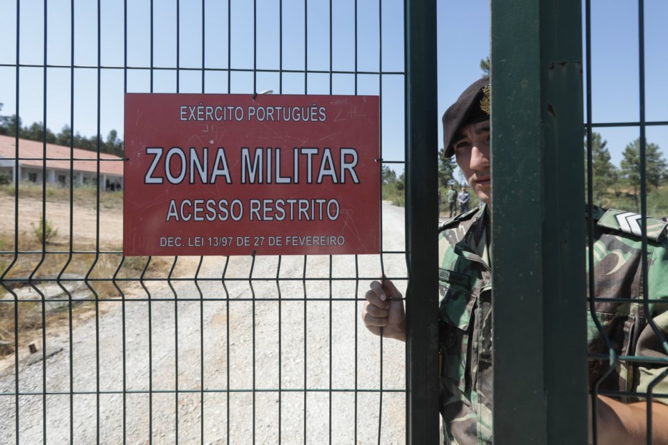 Resultado de imagem para Tancos: Quem são os 23 arguidos acusados pelo Ministério Público