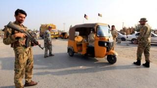 Rússia, China e Paquistão avançaram há meses com um processo de paz paralelo entre o Governo afegão e os talibãs